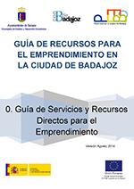 Guia de Servicios y Recursos Directos para el Emprendimiento