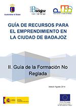 Guía de la Formación No Reglada en la ciudad de Badajoz