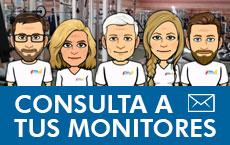 Consulta a tus monitores