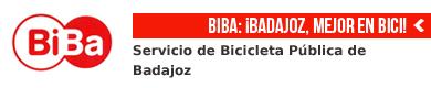 Badajoz, mejor en bici