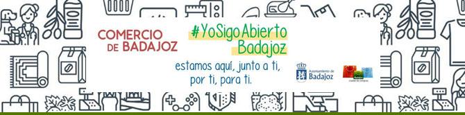 #YoSigoAbiertoBadajoz