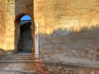 Puerta del Capitel